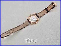 18K Rose Gold Vacheron Constantin Patrimony 31 Day 47245 Wristwatch Full Set
