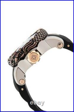 33602 Invicta Venom Subaqua Dragon Men's MOP 52mm Automatic Silicone Strap Watch