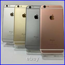 APPLE iPHONE 6S 16GB / 64GB / 128GB Unlocked Space Grey, Gold, Silver, Rose