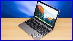 Apple MacBook 12 i5 1.3ghz 8GB 512GB MNYF2B/A Grey (June, 2017) CPO SEALED