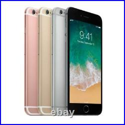 Apple iPhone 6S Plus 64GB Gray, Rose, Gold, Silver- Unlocked Smartphone