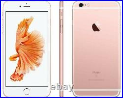 Apple iPhone 6s 4.7-inch, Rose Gold, 64GB, Unlocked, Plus Bundle Deal Included