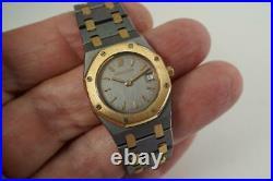 Audemars Piguet Royal Oak Date Tantalum & Rose Gold 25 MM Nice Dates 1990's