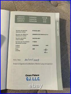 Audemars Piguet Royal Oak Offshore Box & Papers Rose Gold 25940ok. Oo. D002ca. 01. A