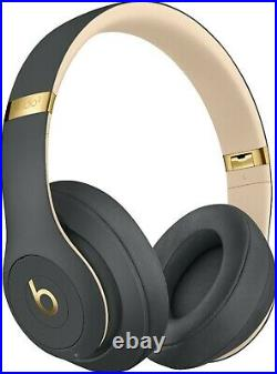Beats by Dr. Dre Studio 3 Wireless Noise Cancelling Headphones Shadow Gray