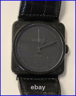 Bell & Ross BR03-92-S-20428 Phantom Automatic Men's Watch