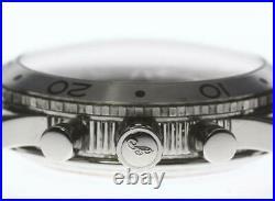 Breguet Transatlantic Type XX 3820 Chronograph black Dial Automatic Men's 616864