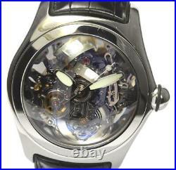CORUM bubble 082.150.20 skeleton Dial Automatic Men's Watch 541848