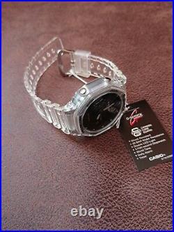 Casio G-Shock GA-2100SKE-7A GA2100SKE CasiOak Brand New Rare