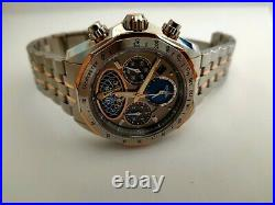 Citizen Eco-Drive Signature Moon Phase Flyback Chronograph Solar Men's Watch