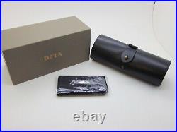 DITA INITIATOR DTS116-58-03 BLK-RGD Black Iron/Rose Gold Authentic Sunglasses