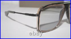 DITA Sunglasses New INITIATOR Black Rose Gold Light Gray DTS116-58-03 58 141