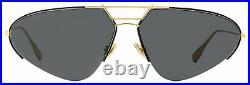 Dior Cateye Sunglasses Stellaire 5 0002K Gold 62mm