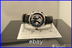 Factory Serviced Girard Perregaux ww. Tc World Time Chronograph BMW-Oracle Racing