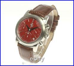 GIRARD-PERREGAUX Ferrari 8020 Chronograph Red Dial Automatic Men's Watch 559585