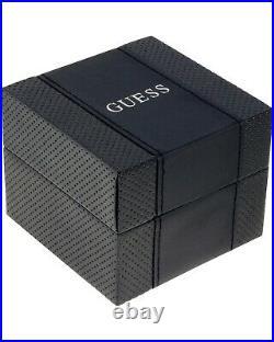 GUESS COLLECTION X90005G2S, Men's Quartz, Crystal, Crown, 100m WR