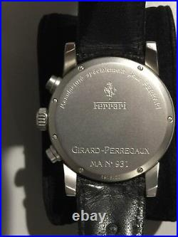 Girard Perregaux Ferrari Chronograph 8020 Watch