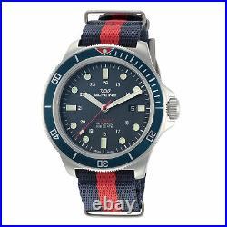 Glycine GL0257 Men's Combat Sub 46 Automatic 46mm Satin Watch