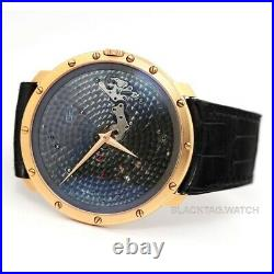 Guy Ellia Time Space Wristwatch OR TSP 2388 LV1 Ultra Thin Rose Gold Limited