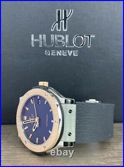 Hublot 42mm Classic Fusion Automatic Black Dial Men's Watch 542NO1181RX