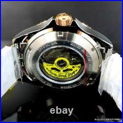 Invicta Pro Diver Meteorite Automatic Root Beer Soda 45mm 2 Tone Steel Watch New