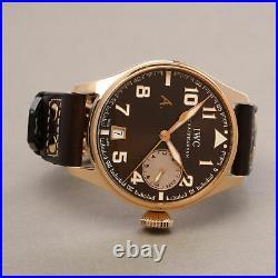 Iwc Big Pilot's Saint Exupery Ltd Edition 18k Rose Gold Watch Iw500421 W007920