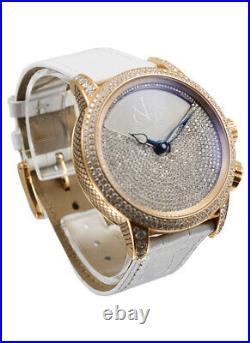 Jacob Caligula Rose Gold With Diamond Case & Dial