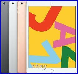 NEW Apple iPad 10.2 8th Gen Tablet 32GB Gold Silver Gray A12 Bionic Processor