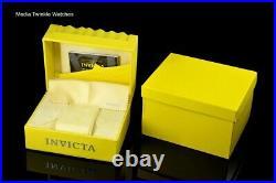 NEW Invicta 55MM Reserve Kraken Swiss 8040. N Black & Rose Gold Bracelet Watch