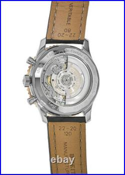 New Breitling Navitimer 1 B01 Chronograph 43 Rose Men's Watch UB0121211F1P2