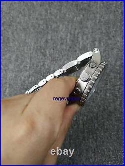 New NIXON Watch 51-30 CHRONO Highpolish Silver White A083-488 A083488 genuine