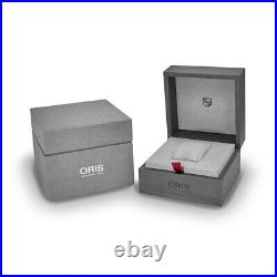 New Oris Classic Date Rose Gold & Men's Watch 01 733 7719 4373-07 5 20 32