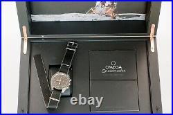 OMEGA Speedmaster Apollo 11 45th Anniversary Moonwatch Limited Edition Full Set