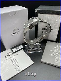 Orient Defender II RA-AK0402E10B Automatic Men's Watch UK Seller