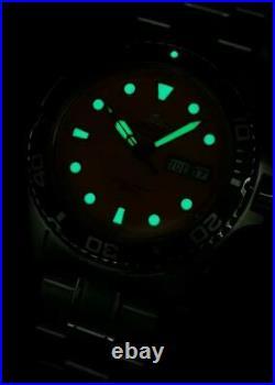 Orient Ray Raven II 2 Orange Automatic FAA02006M9 200M Men's Watch