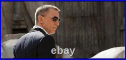 POLARIZED New JAMES BOND 007 SKYFALL TOM FORD Marko Aviator Sunglasses TF144 28D