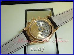 Patek Philippe 5960R White in Rose Gold Complication Annual Calendar Chronograph