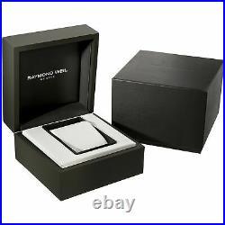 Raymond Weil 5488-SL5-65001 Men's Toccata Silver Quartz Watch
