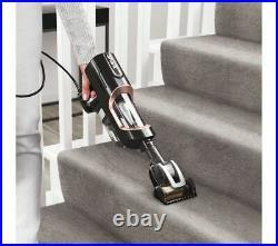 SHARK Anti Hair Wrap HZ500UKT Upright Bagless Vacuum Cleaner Grey & Rose Gold