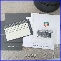 Tag Heuer WN1151 Professional Watch 2-Tone 18K Rose Gold & Stainless Box Papers