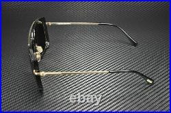 Tom Ford Lionel FT0750 01A Rose Gold Shiny Black Roviex 60 mm Men's Sunglasses